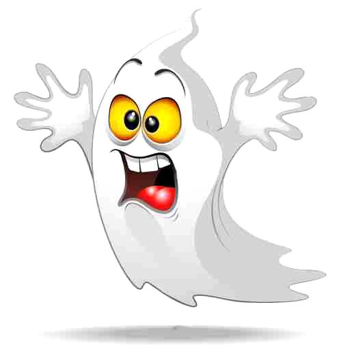 come sono fatti i fantasmi 1