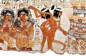 danzatrici egiziane
