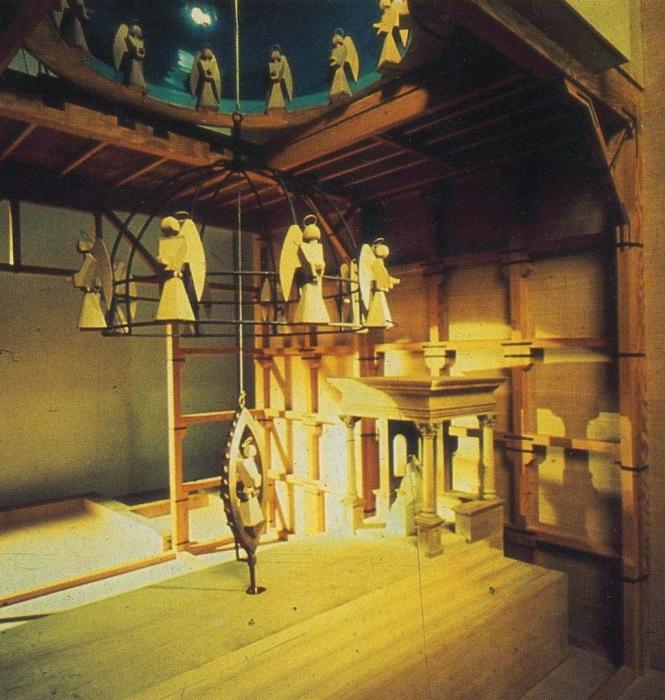 ricostruzione ingegno Brunelleschi