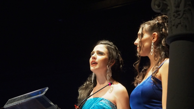 Maria Vittoria e Chiara