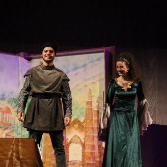 Damiano Restivo e Cecilia Pascale